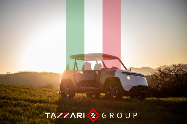 Tazzari EV Zero 4 Opensky