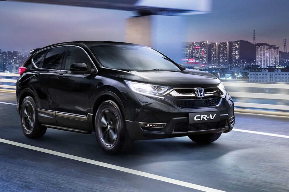 Honda CR-V e:HEV Sport Line 2WD  3