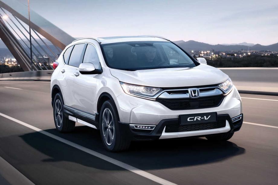 Honda CR-V e:HEV Sport Line 2WD  4