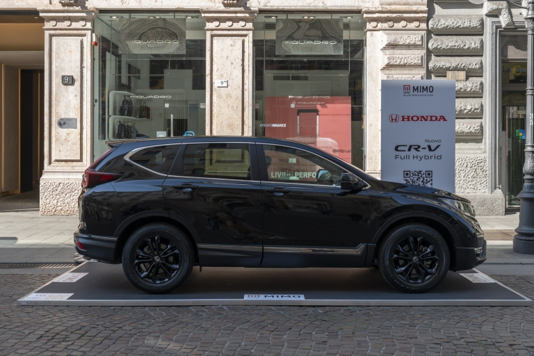 Honda CR-V e:HEV Sport Line 2WD