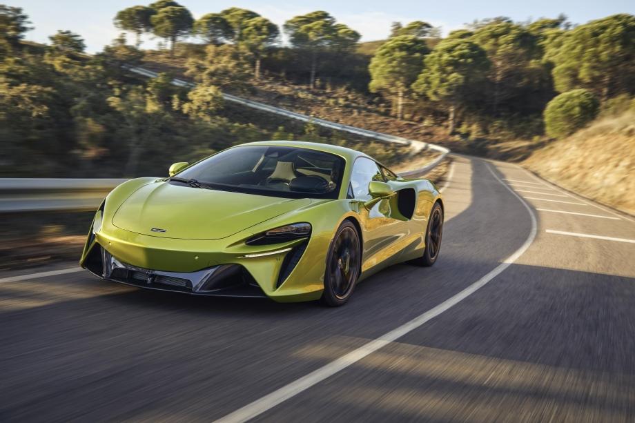 McLaren ARTURA 5