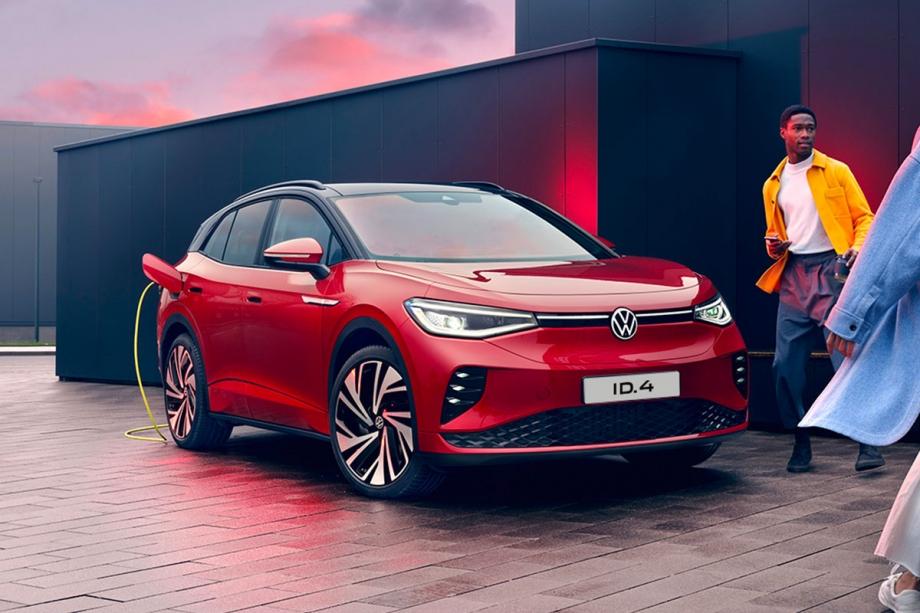Volkswagen ID.4 GTX 1