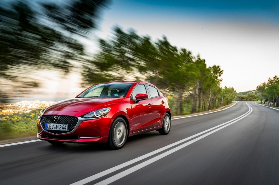 Mazda Mazda2 1