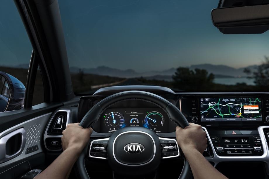 Kia Sorento Plug-In Hybrid 5