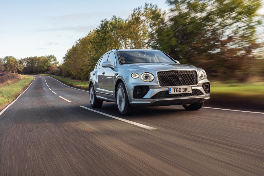 Bentley BENTAYGA V8 FIRST EDITION  1
