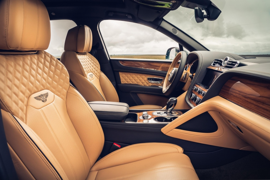 Bentley BENTAYGA V8 FIRST EDITION  6