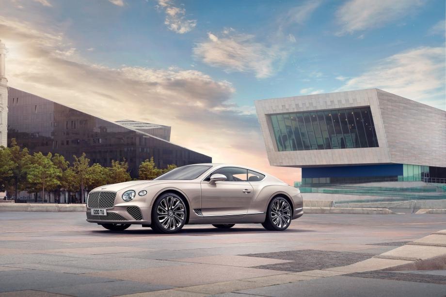 Bentley CONTINENTAL GT V8 MULLINER  1
