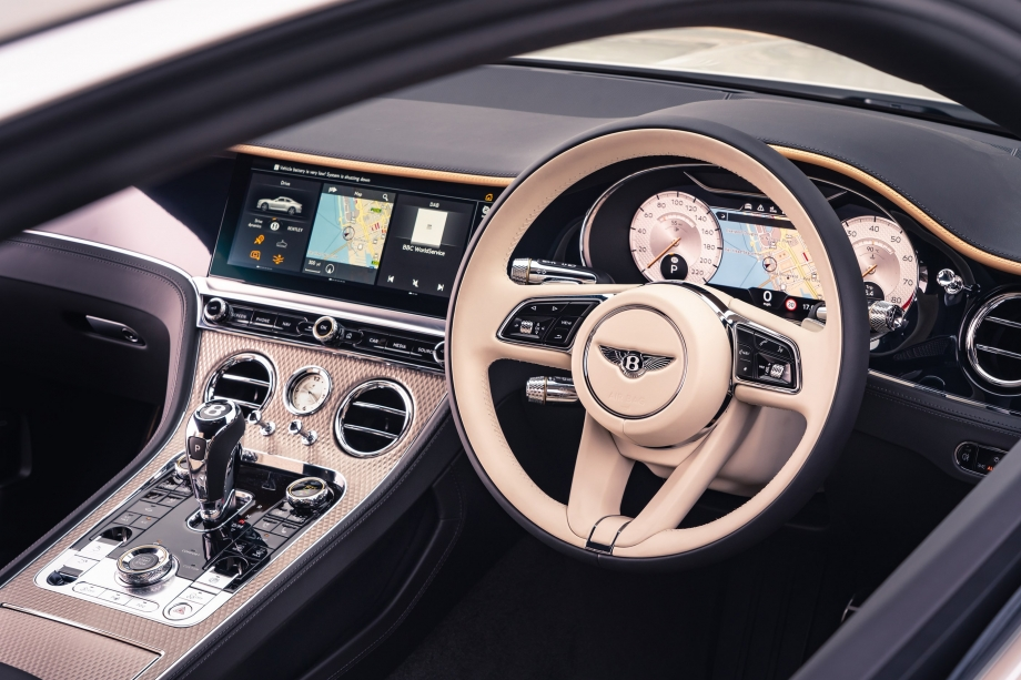 Bentley CONTINENTAL GT V8 MULLINER  2