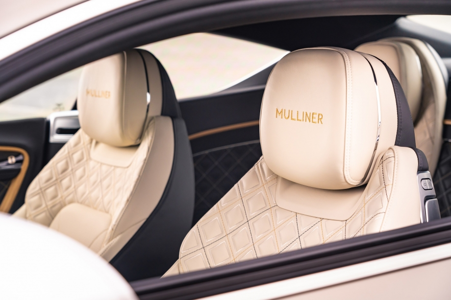 Bentley CONTINENTAL GT V8 MULLINER  3