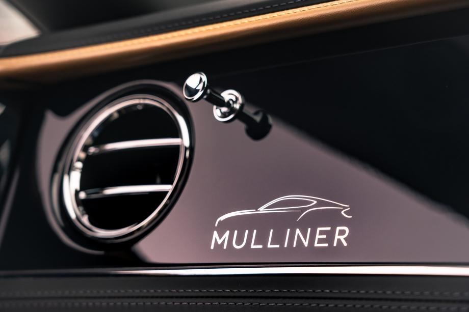 Bentley CONTINENTAL GT V8 MULLINER  4