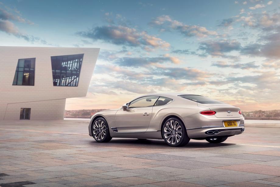 Bentley CONTINENTAL GT V8 MULLINER  6
