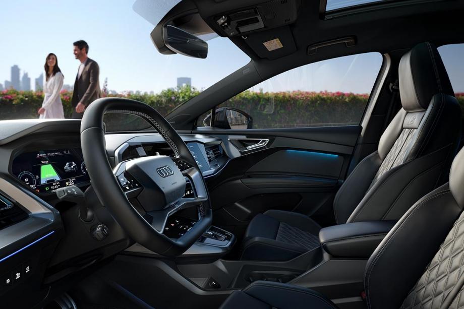 Audi Q4 e-tron 5
