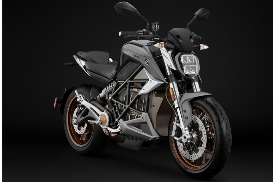 Zero Motorcycles SR/F 1