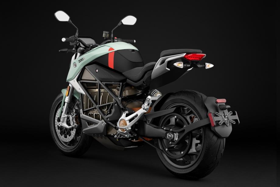 Zero Motorcycles SR/F 2