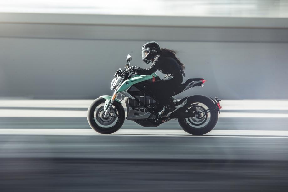 Zero Motorcycles SR/F 3