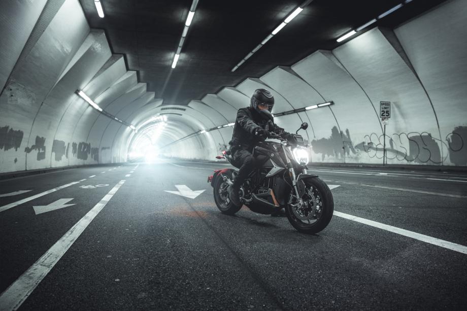 Zero Motorcycles SR/F 5