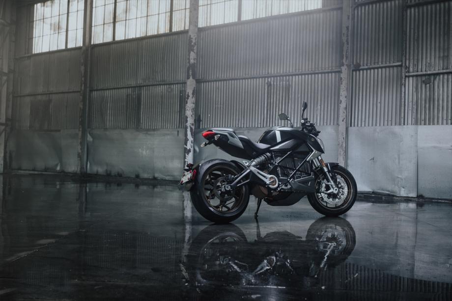 Zero Motorcycles SR/F 6