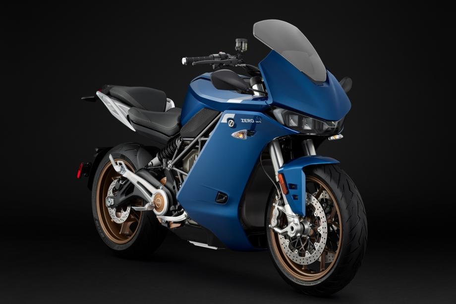 Zero Motorcycles SR/S 1