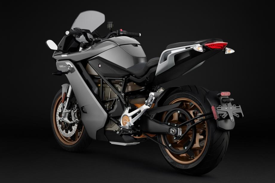 Zero Motorcycles SR/S 2
