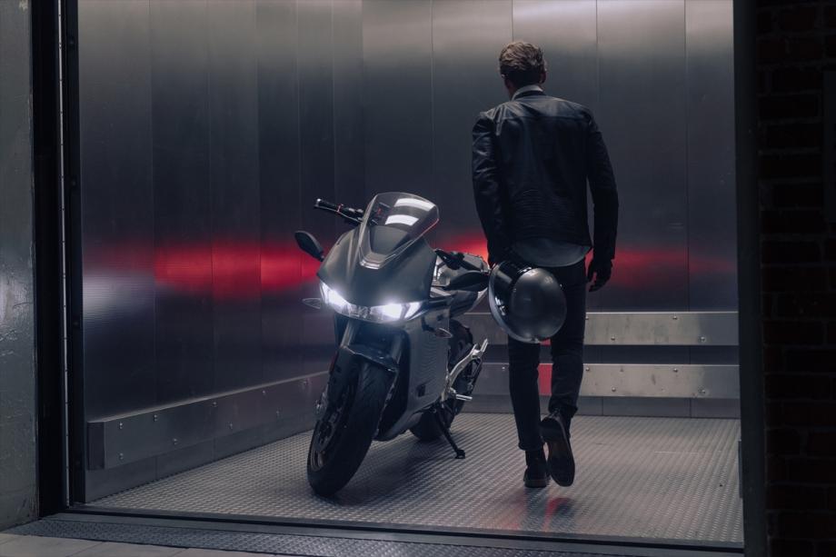 Zero Motorcycles SR/S 3