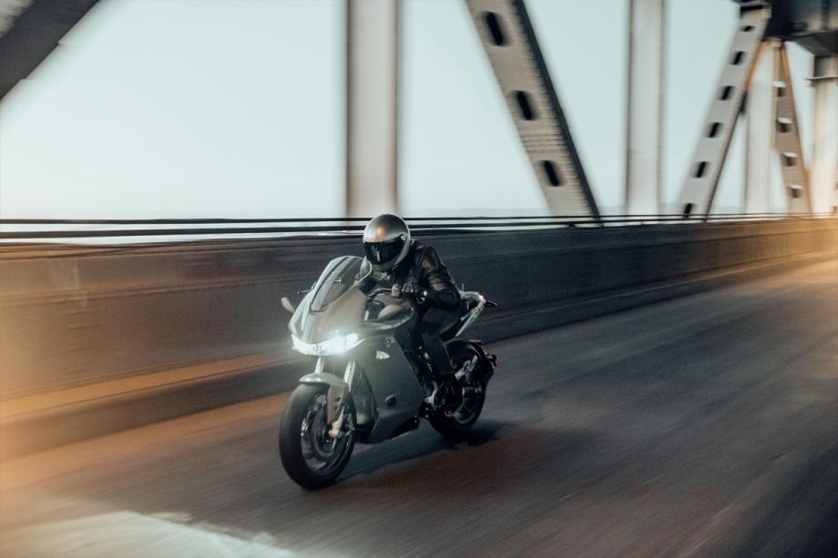 Zero Motorcycles SR/S 4