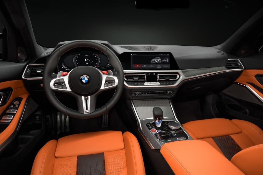 BMW NUOVA BMW M3 COMPETITION 3