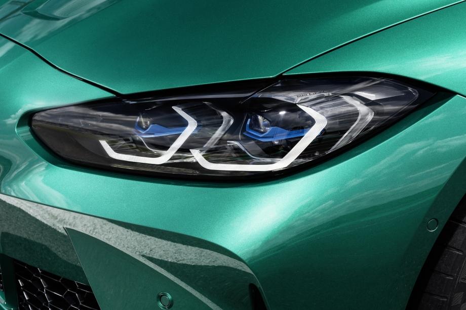 BMW NUOVA BMW M3 COMPETITION 5