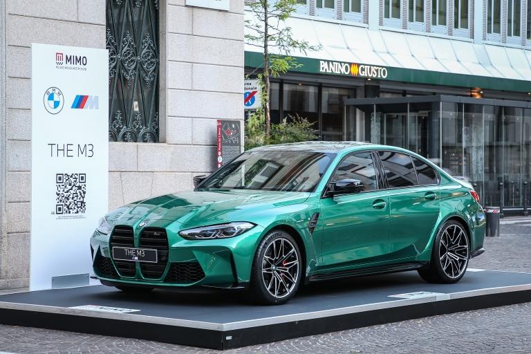 BMW NUOVA BMW M3 COMPETITION