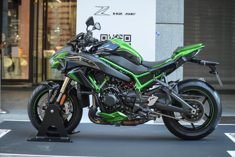 Kawasaki ZH2 SE