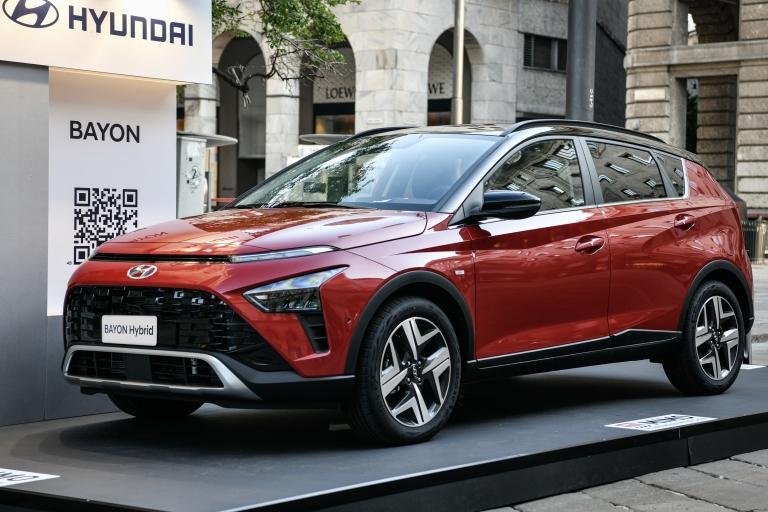 Hyundai BAYON Hybrid 48V