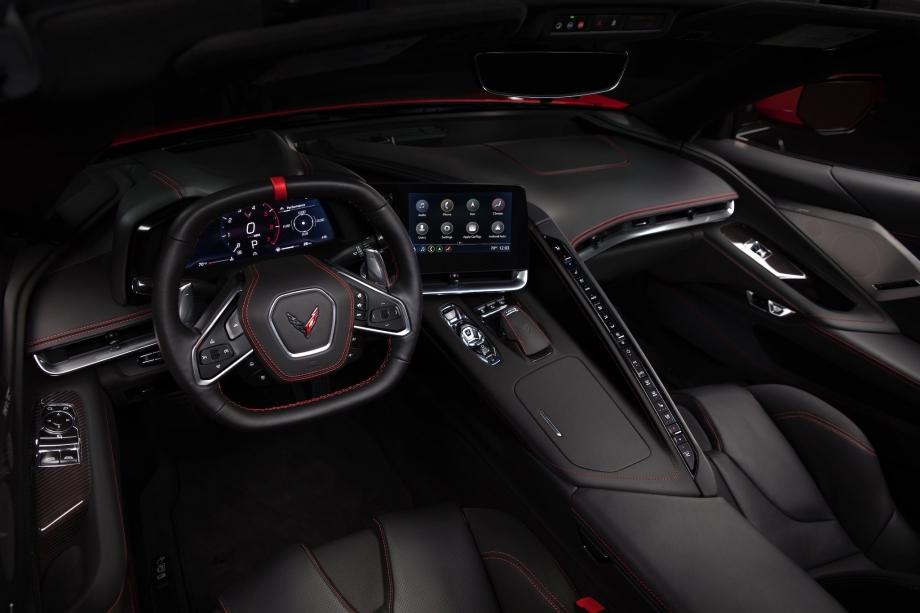 Chevrolet Corvette C8 Stingray 3