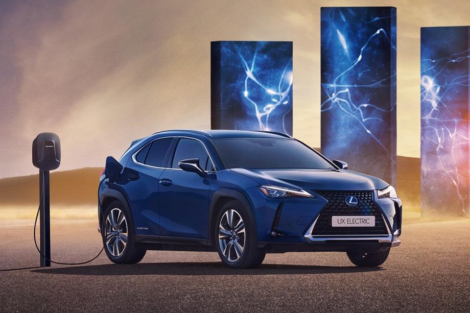 Lexus UX Full Electric 1