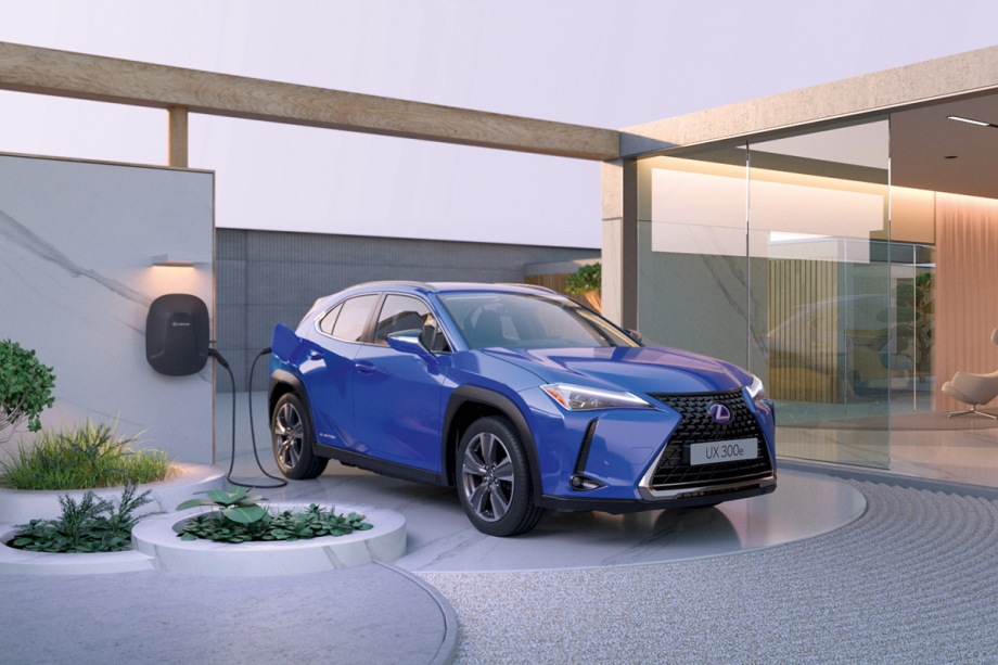 Lexus UX Full Electric 2