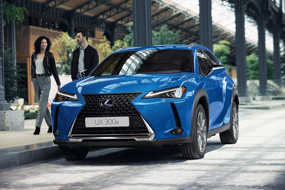 Lexus UX Full Electric 3