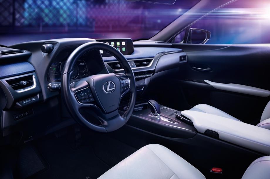 Lexus UX Full Electric 5