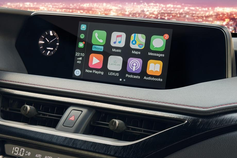 Lexus UX Full Electric 6