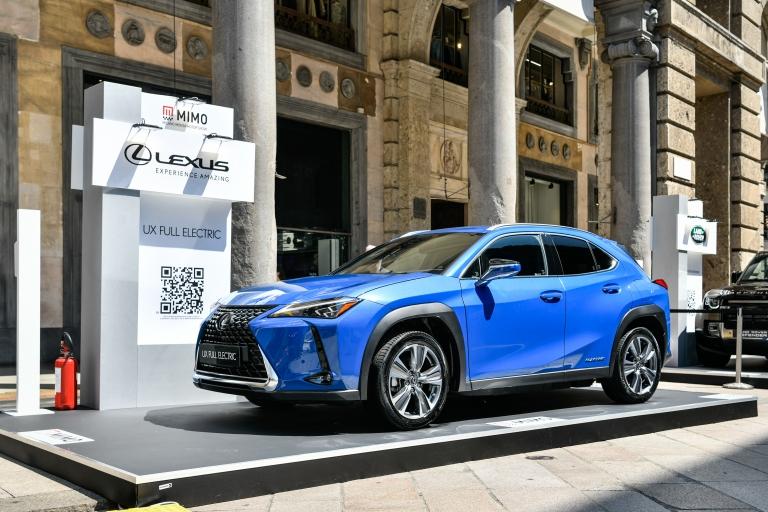 Lexus UX Full Electric