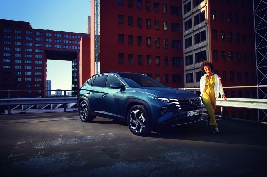 Hyundai TUCSON Hybrid 3