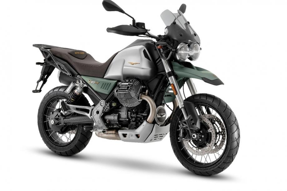 Moto Guzzi V85TT 1