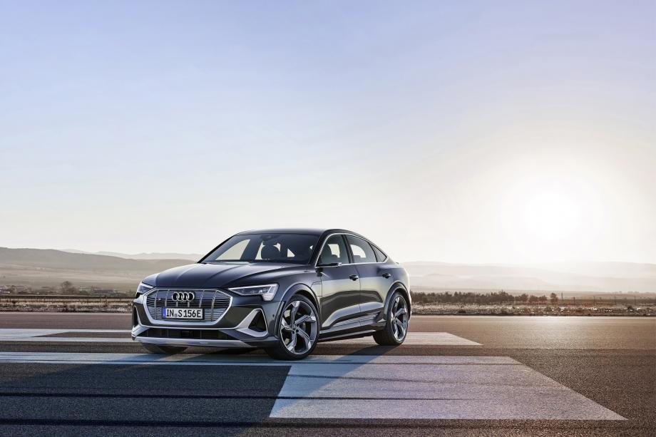 Audi e-tron S Sportback 1