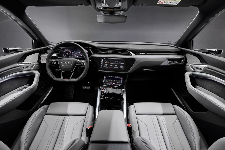 Audi e-tron S Sportback 6
