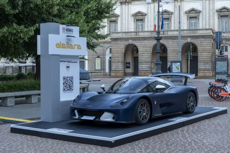 Dallara Dallara Stradale Club Italia