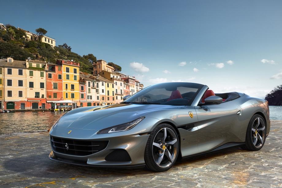 Ferrari Portofino M 1