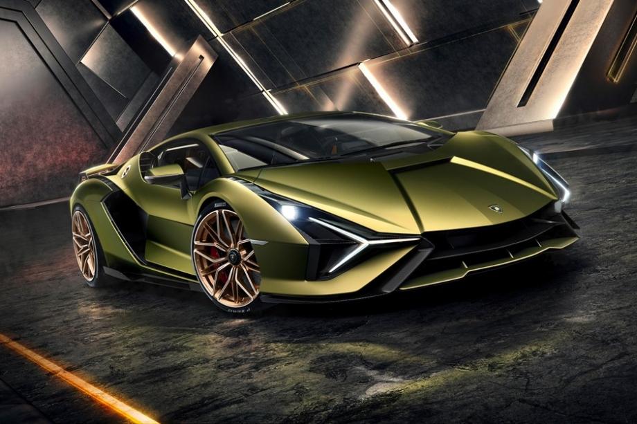 Lamborghini Siàn 1