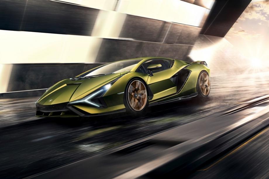 Lamborghini Siàn 2