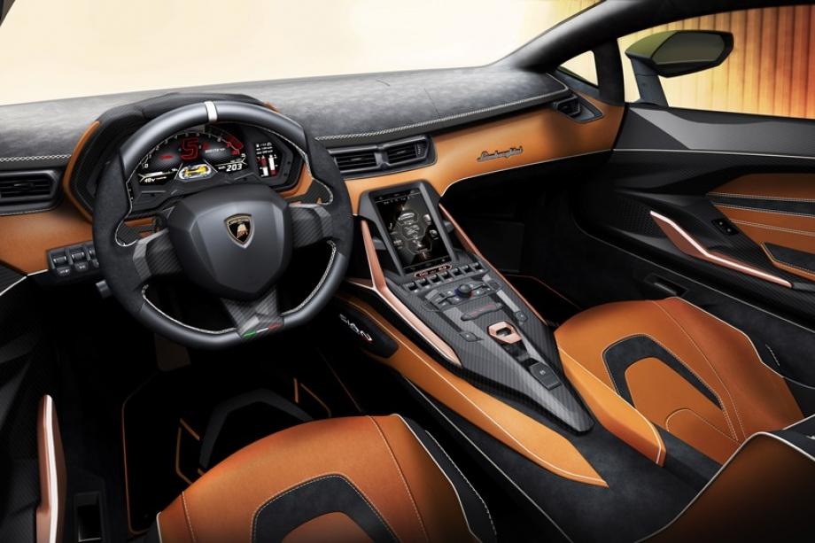 Lamborghini Siàn 4