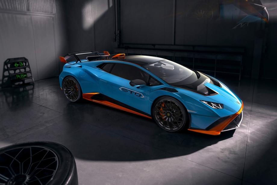 Lamborghini Huracàn STO 1