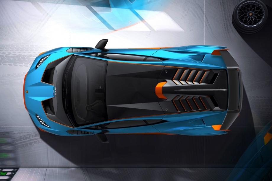 Lamborghini Huracàn STO 2