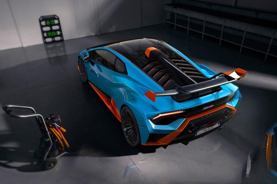 Lamborghini Huracàn STO 3