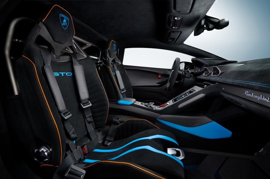 Lamborghini Huracàn STO 4